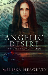 Book cover - Angelic Desire by Melissa Heagerty
