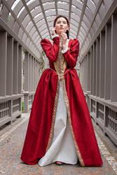 Tudor costume stock 1