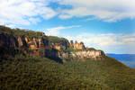 Blue Mountains Australia stock 2