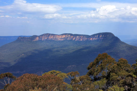 Blue Mountains Australia stock 9