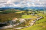 Aerial - South Island, New Zealand 5 by CathleenTarawhiti