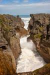 Pancake Rocks, Punakaiki, New Zealand 1 by CathleenTarawhiti