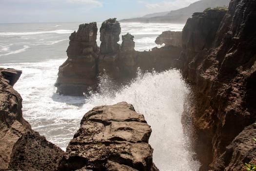 Pancake Rocks, Punakaiki, New Zealand 11