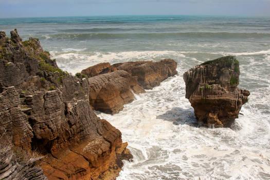 Pancake Rocks, Punakaiki, New Zealand 12
