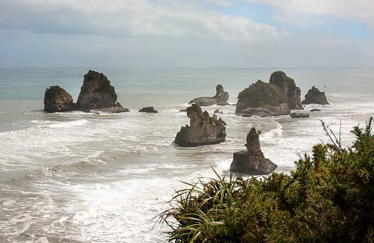 Pancake Rocks, Punakaiki, New Zealand 17