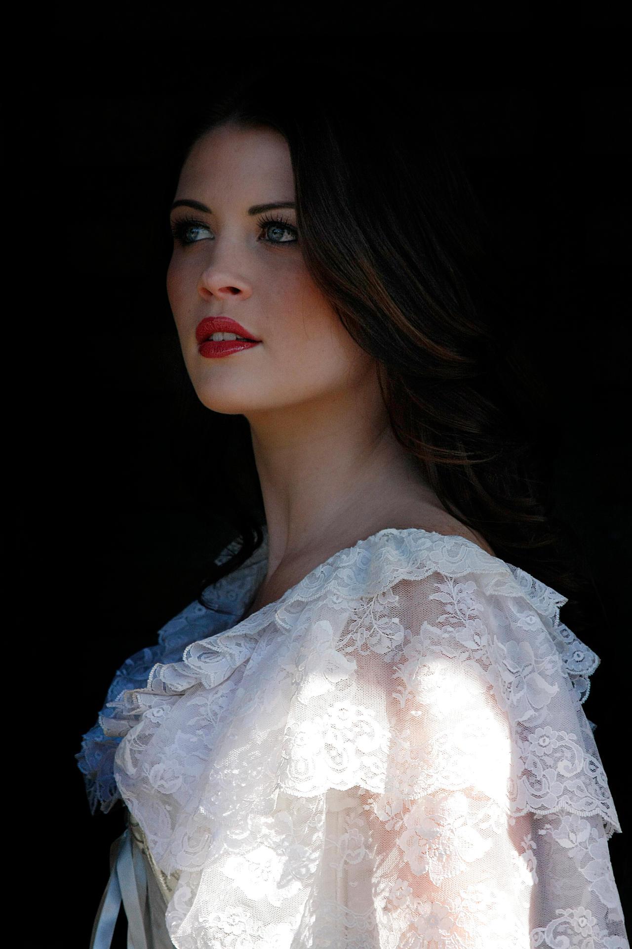 Danielle white dress 19