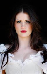 Danielle white dress 21