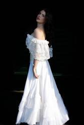 Danielle white dress 23