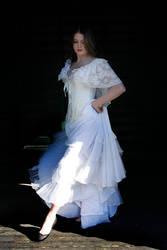 Danielle white dress 24