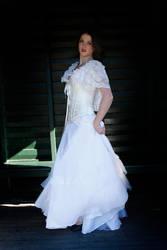 Danielle white dress 25