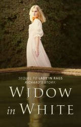 Book cover - Widow in White by Spiszy
