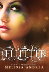 SOLD book cover - Flutter by Melissa Andrea