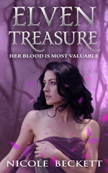 SOLD book cover - Elven Treasure by Nicole Beckett