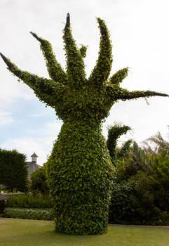 Surrealist tree stock 3