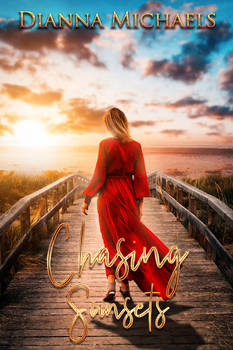 SOLD book cover - Chasing Sunsets