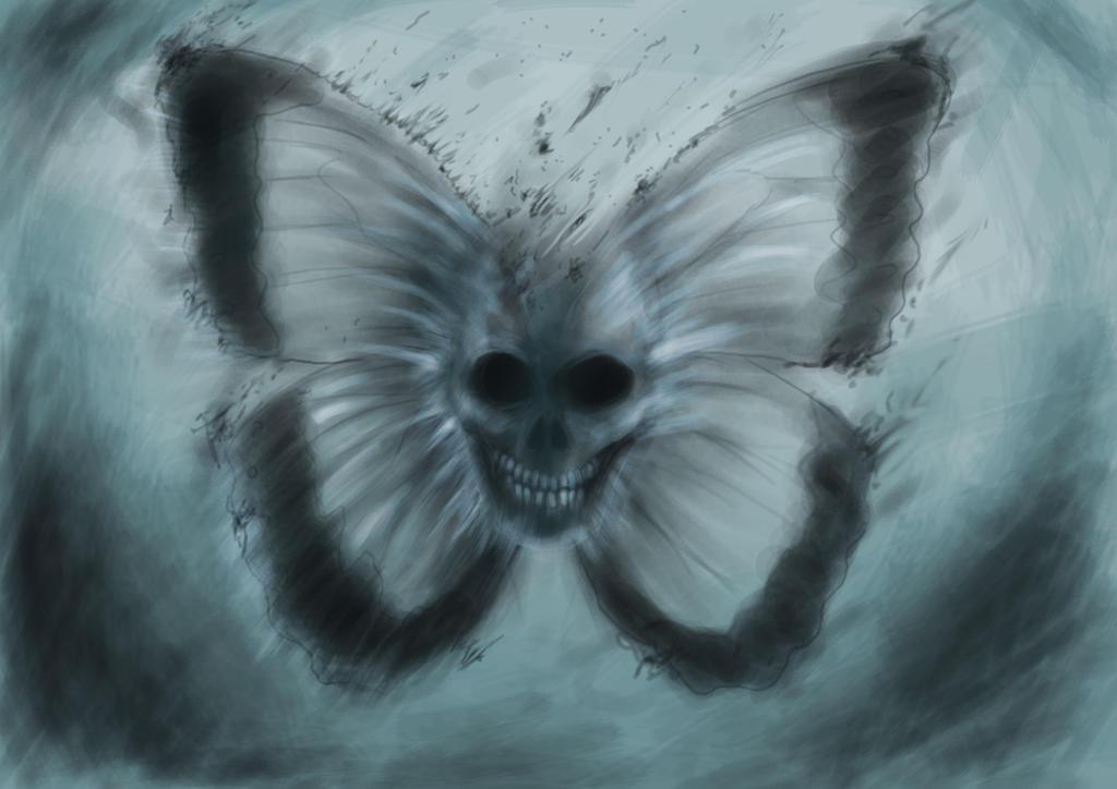 Dark Butterfly by LoboRjo