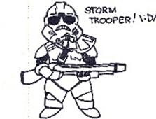 Storm trooper by heygray