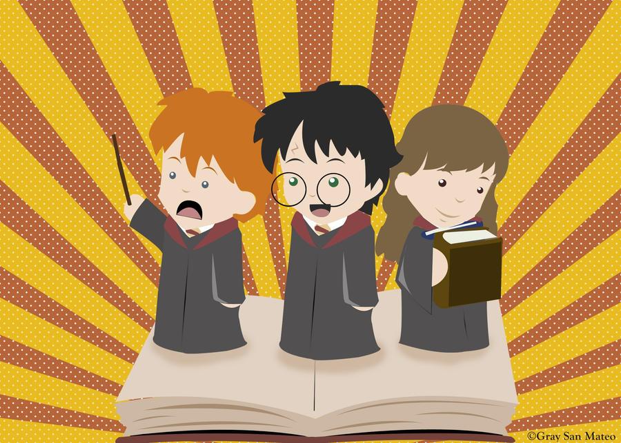 Trio by heygray