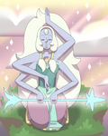 Pearlmethyst Bomb Day 3: Fusion Related/Opal