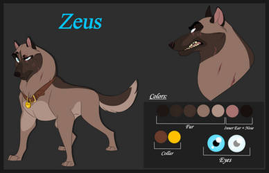 Zeus Reference by DragonWithAShotgun