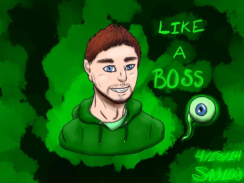 JSE Like A Boss By SapphireWolf100