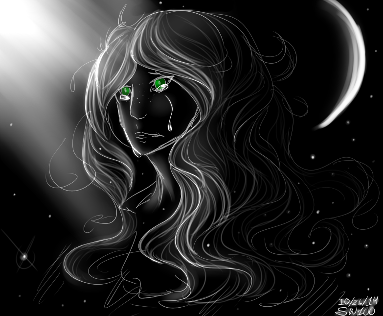 Black Moon... by SapphireWolf100