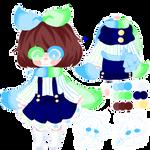 Reina (Oc or mascot)