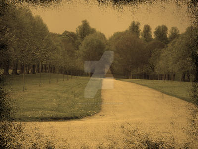 Sepia Drive by unclefrogface