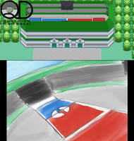 Quick Shot Stadium by Pokemon-League