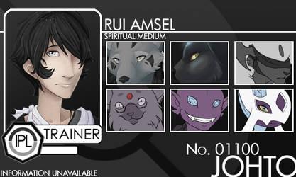 Trainer-Rui Amsel by Pokemon-League