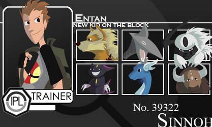 Trainer-Entan by Pokemon-League