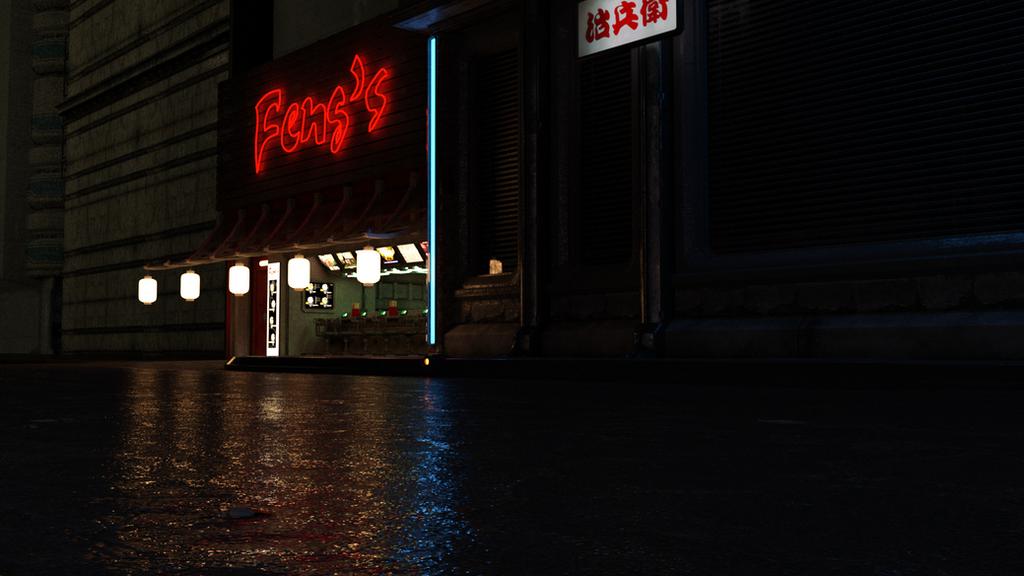 Feng's by draperx