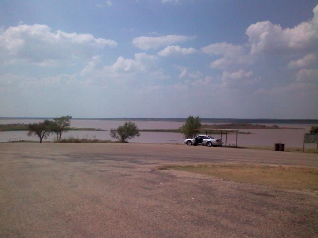 Empty Lake by supremetechgoddess