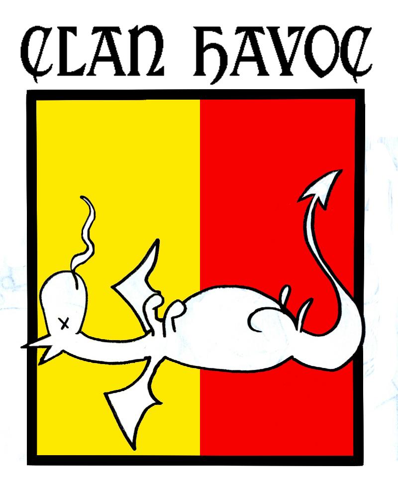 Clan Havoc by supremetechgoddess