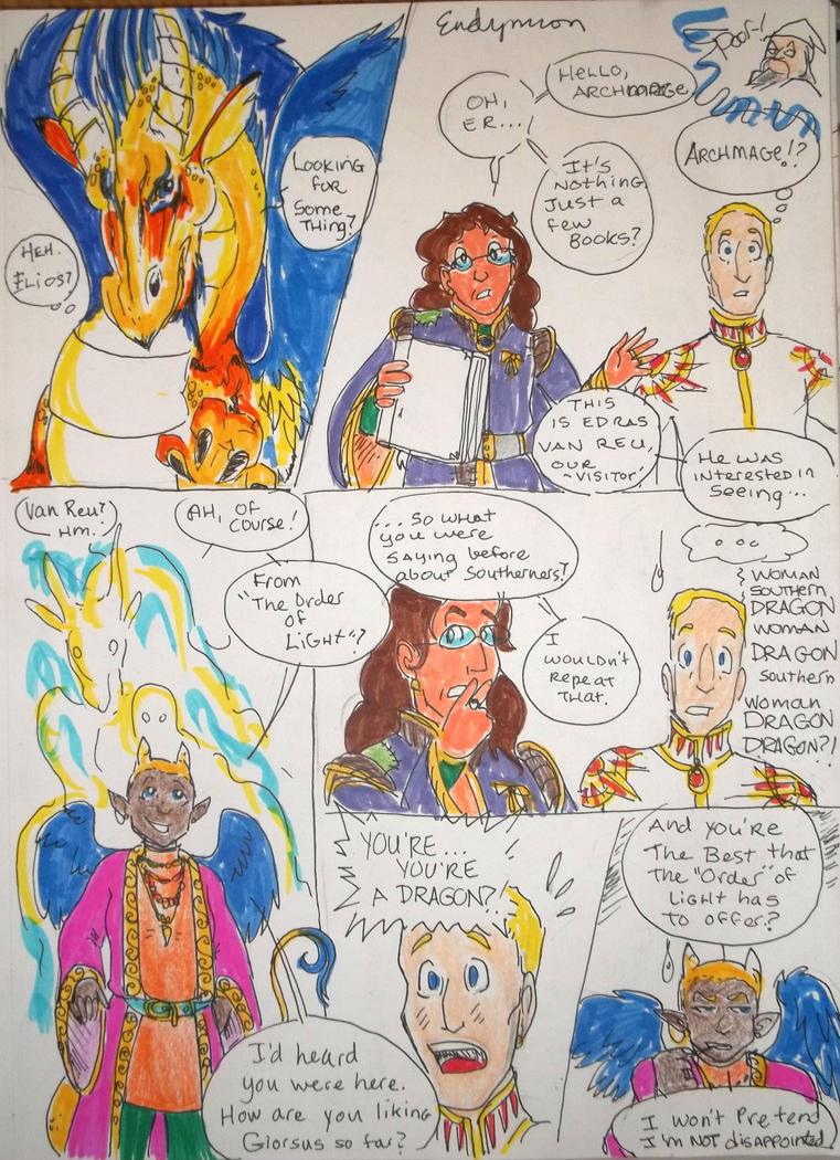 SoM: Dragon-dragon-dragon by supremetechgoddess