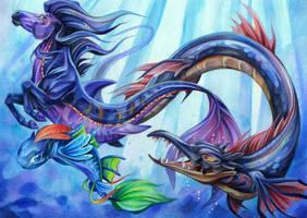 Underwater aywas