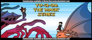 Yu-Gi-Oh: the magic series