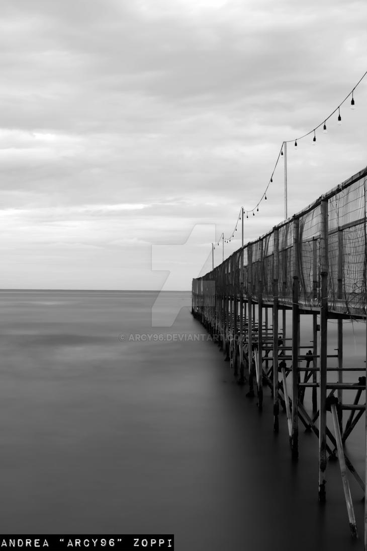 Follow the horizon by Arcy96