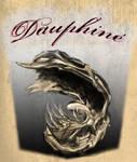 flag of dauphine