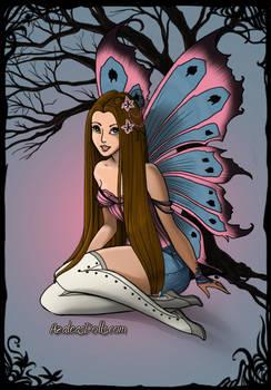 Dark Fairy Kimberly
