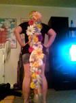 My Braided Rapunzel Wig