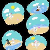 [ ARPG | Beach of Trinkets Exploration | 5t ]