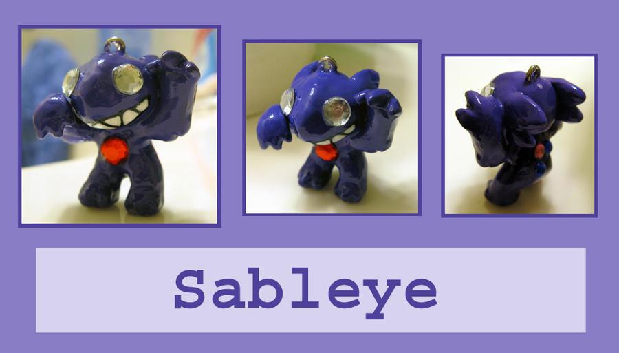 Pokemon Sableye Charm by Mechy-Chan
