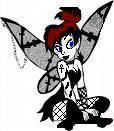 Emo Tinkerbell by Zorro-7