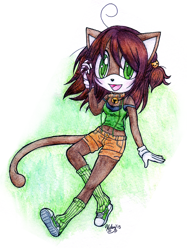 Watercolor Chestnut by kayoko-chan
