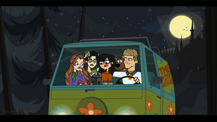 Mystery Incorporated by Prince-of-Melancholy