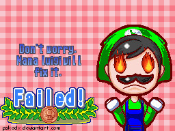 cooking mama luigi by pakodx