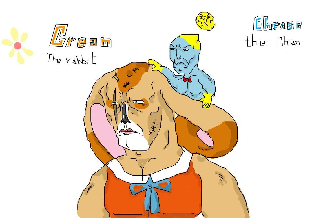 Fat Cream The Rabbit f...