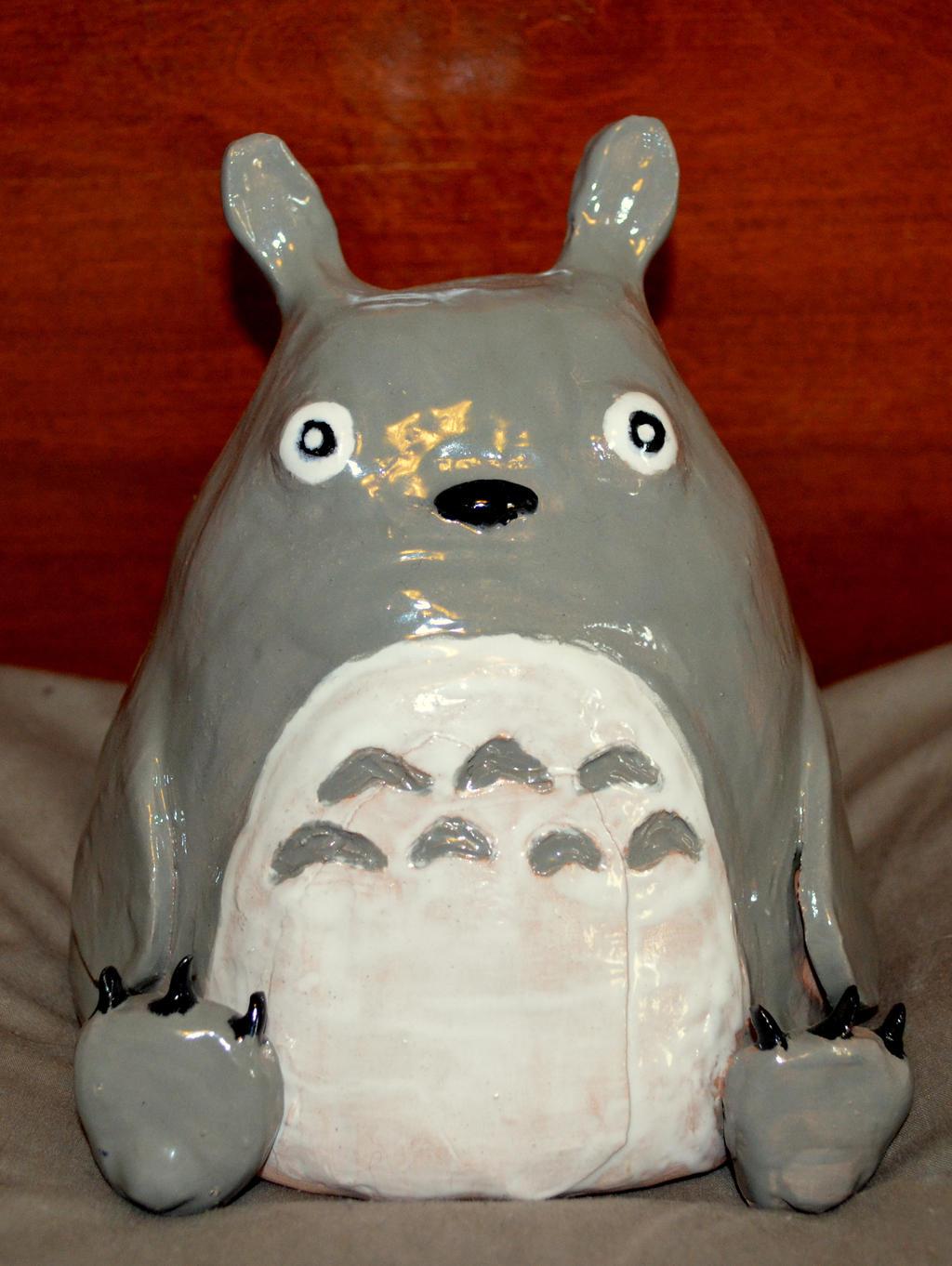 Totoro by littlerobott