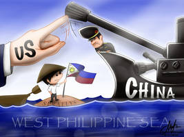 The Spratlys - China vs Philippines Issue